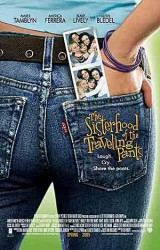 cover The Sisterhood of the Traveling Pants