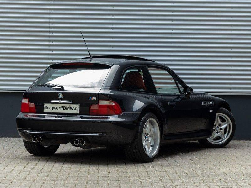 BMW Z3 Coupé 3.2 M Coupé afbeelding 2