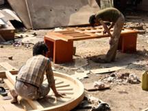 Delhi: building the stage
