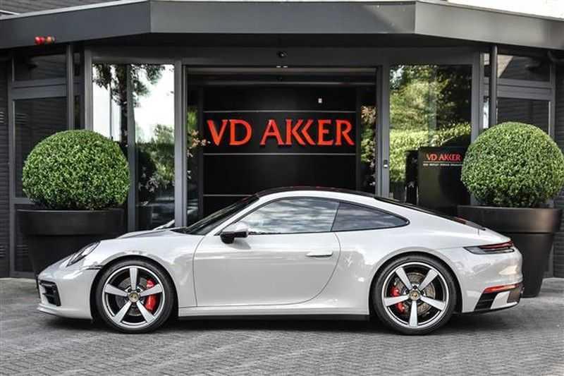 Porsche 911 4S LIFT+BURMESTER+SPORTDESIGN+PDCC NP.231K afbeelding 4