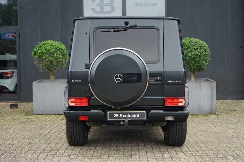 Mercedes-Benz G-Klasse 65 AMG DESIGNO MAGNO NIGHT BLACK afbeelding 2
