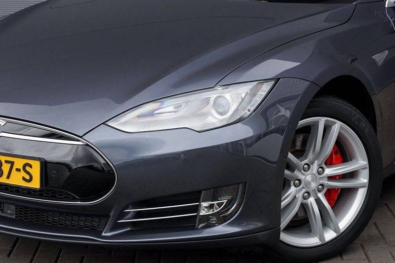 Tesla Model S 85D Performance 700pk Free Charging Pano Leer afbeelding 15
