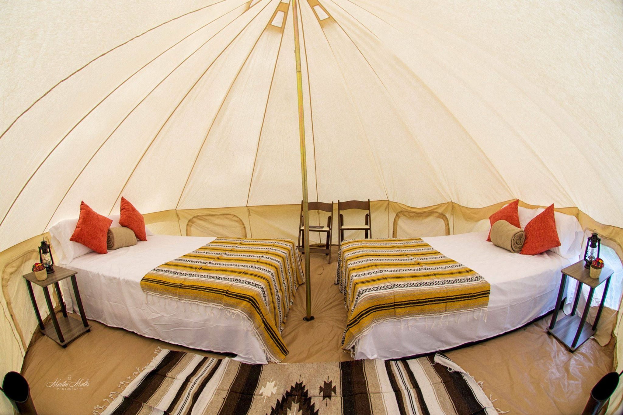 Superior Tent 2 BEDS