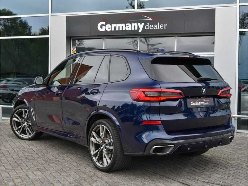 BMW X5 M50d M-Sportpakket Laser-LED H&K Pano Head-Up Swarovski Comf.Zetels 22-Inch! afbeelding 8