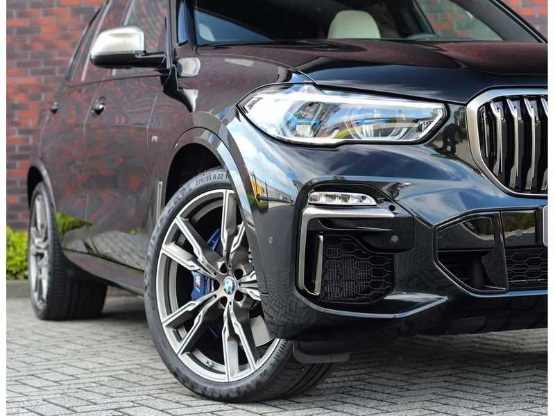 BMW X5 M50i X-Drive *Head-Up*Trekhaak*Laser* afbeelding 18