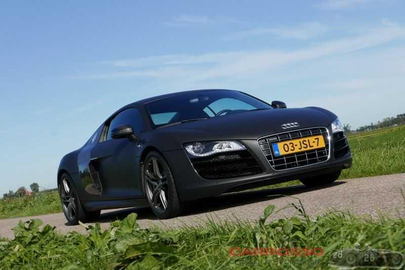 Audi R8 5.2 V10 FSI Origineel Nederlands geleverd! afbeelding 23