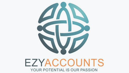 Ezy Accounts logo #accountancy