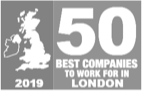Lockton named 2019 50 best companies to work for London