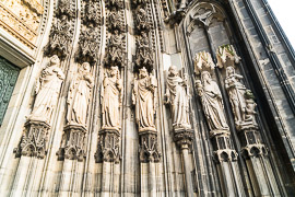 Cologne Cathedral, Cologne, Germany, 2017