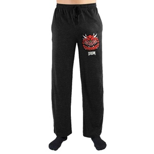 Doom Game Cacodemon Print Mens Loungewear Lounge Pants