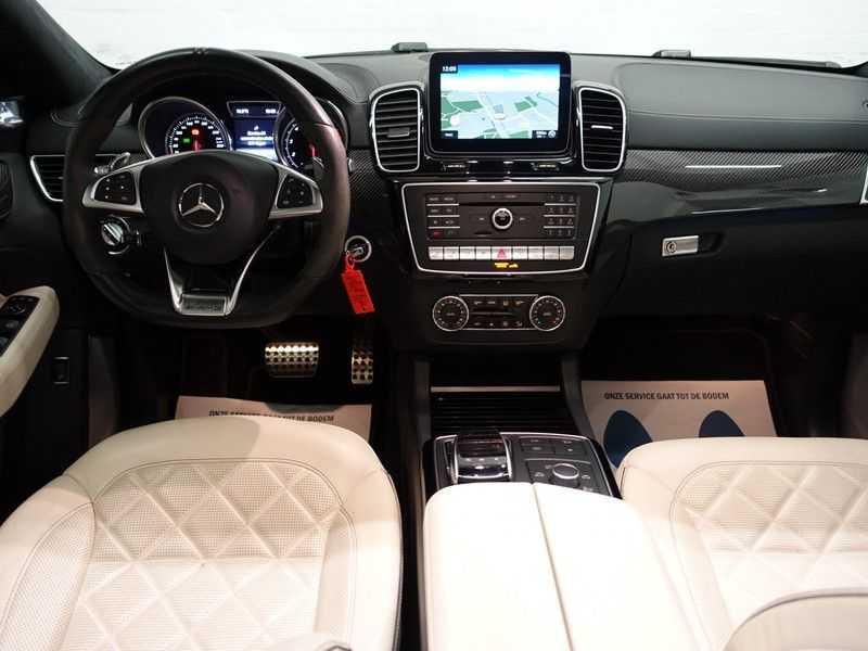 Mercedes-Benz GLE Coupé 43 AMG 4MATIC Bi-Turbo 391pk Autom Panodak, Designo Leer, B&O, Full! afbeelding 2