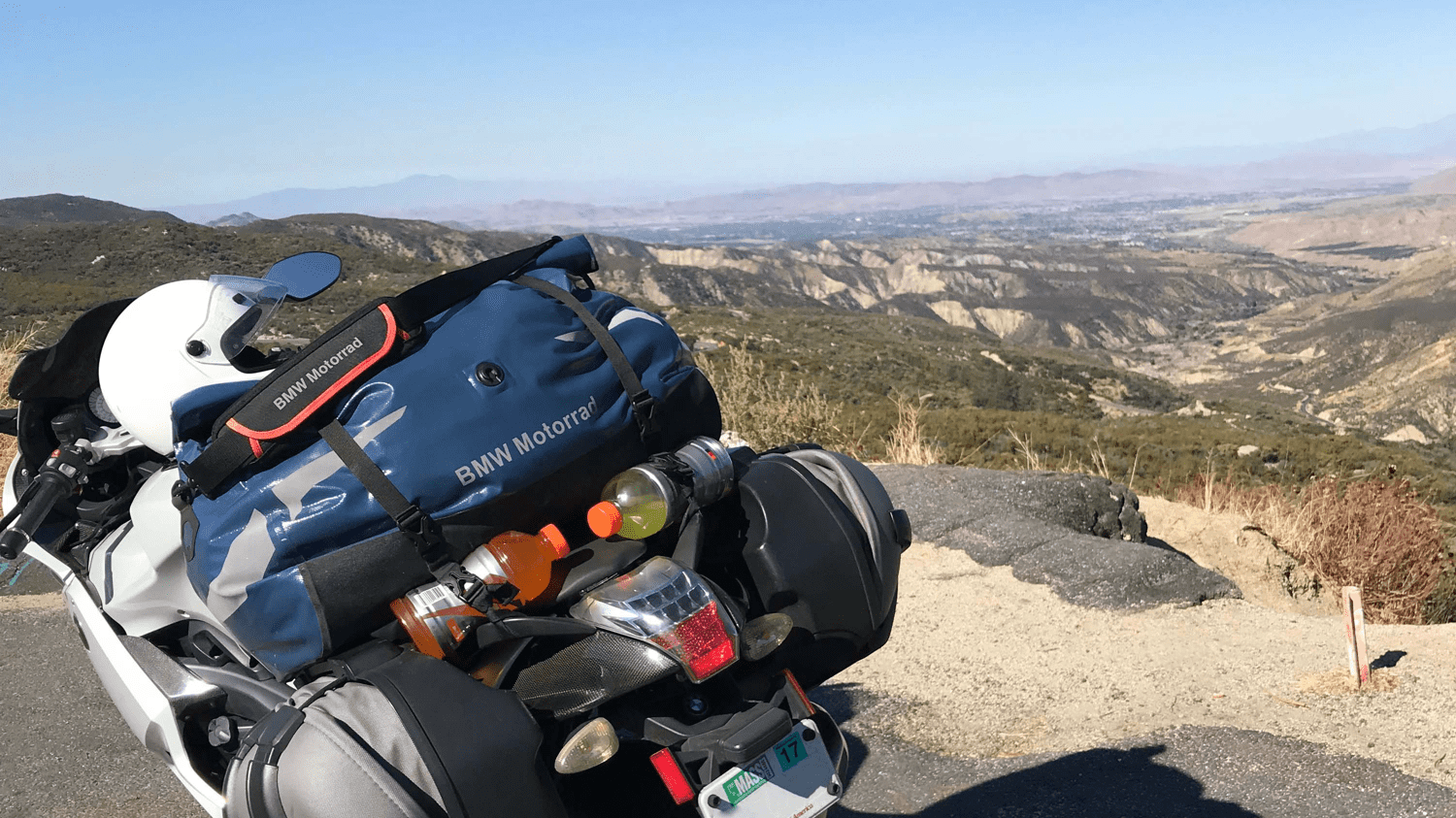 Solo across the United States Boston to San Diego (2017)