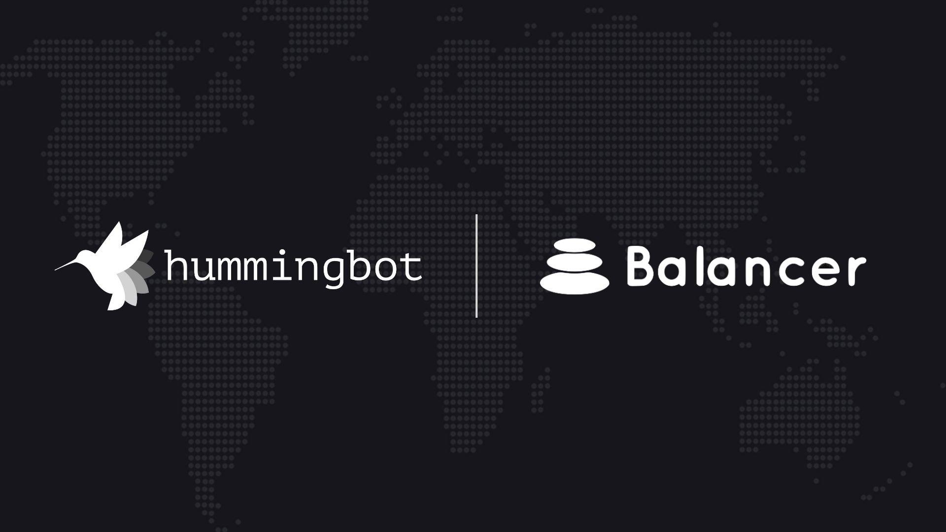Hummingbot partners with Balancer