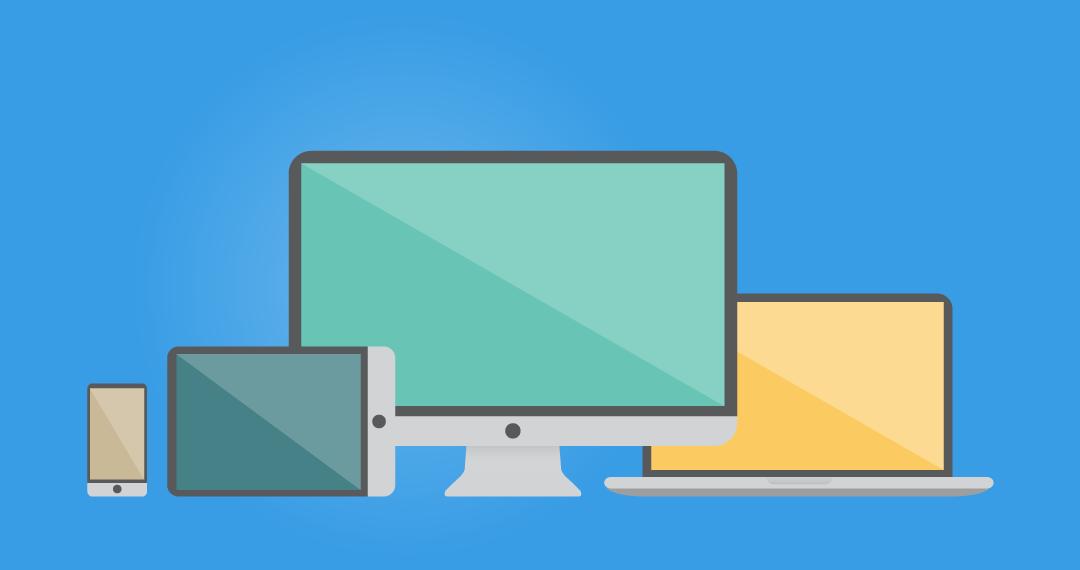Responsivt design til webshop