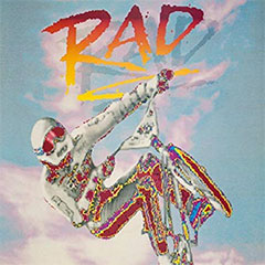 Cru Jones and the Rad Soundtrack