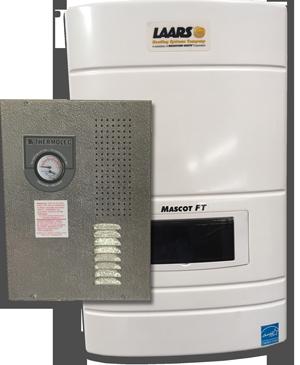 Dual-Energy with Underfloor heating