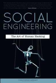 Social Engineering: The Art of Human Hacking Cover