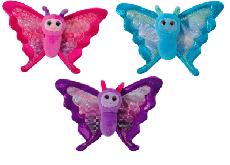 The Petting Zoo: Miniz Butterly Swallowtail Trio
