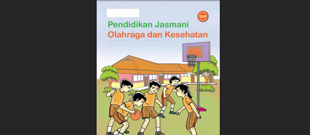 Buku PJOK SD Kurikulum 2013 Revisi 2019