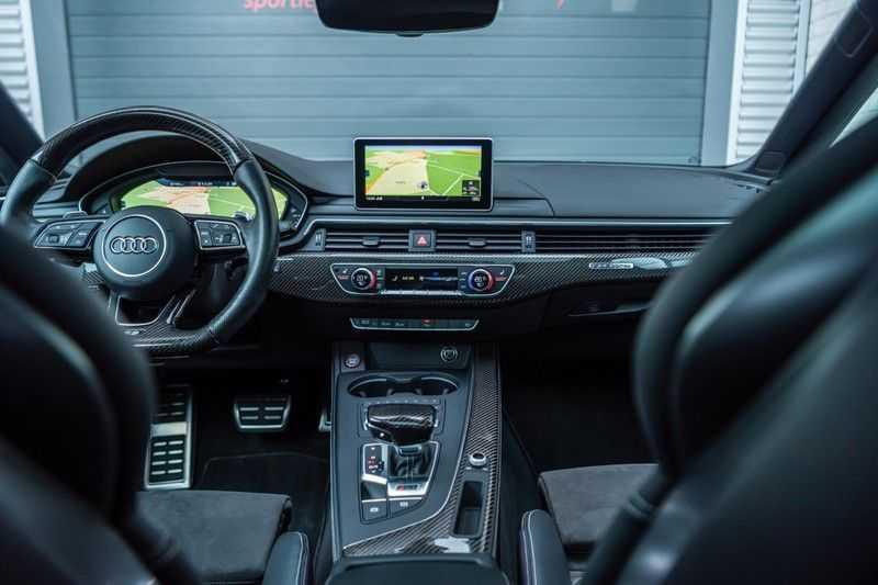Audi RS5 Coupé 2.9 TFSI Quattro Pro Line Plus, 520 PK/JD, Full Capristo-R, Full Carbon, 20'' BBS Wheels, Pano/Dak, 52DKM!! afbeelding 2