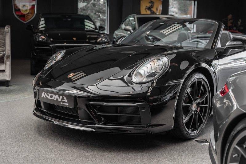 Porsche 911 992 S Cabrio Sport Design Pakket Ventilatie Led Matrix Chrono Sport Uitlaat 3.0 Carrera S afbeelding 7