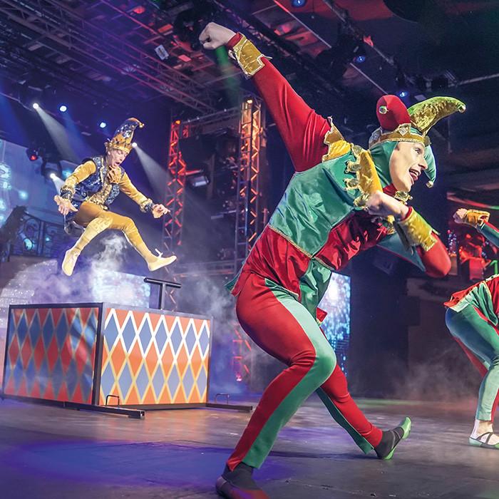 Family Christmas Breaks at Potters Resort