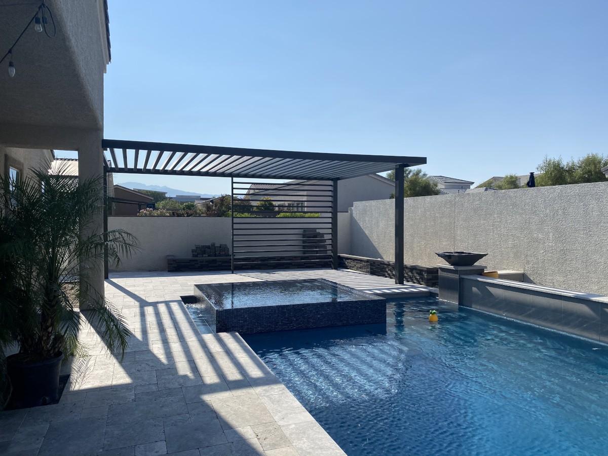 The Modern Pergola Designs Giving Us Backyard Goals