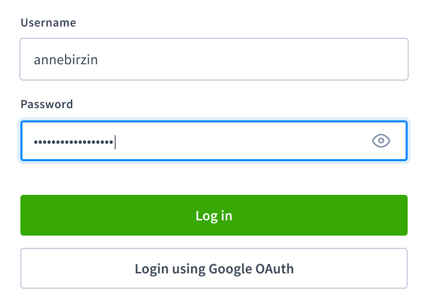 DB Console Single Sign-on