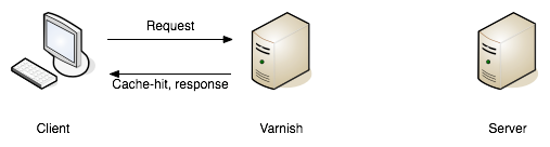 A request being returned early by a varnish server. -- book.varnish-software.com