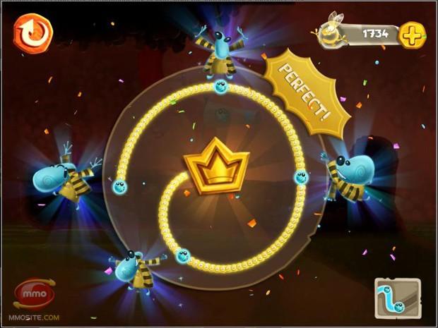 rayman victory screen