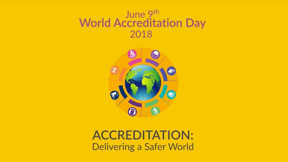 World Accreditation Day 2018