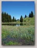 Lac du pic de la corne  » Click to zoom ->
