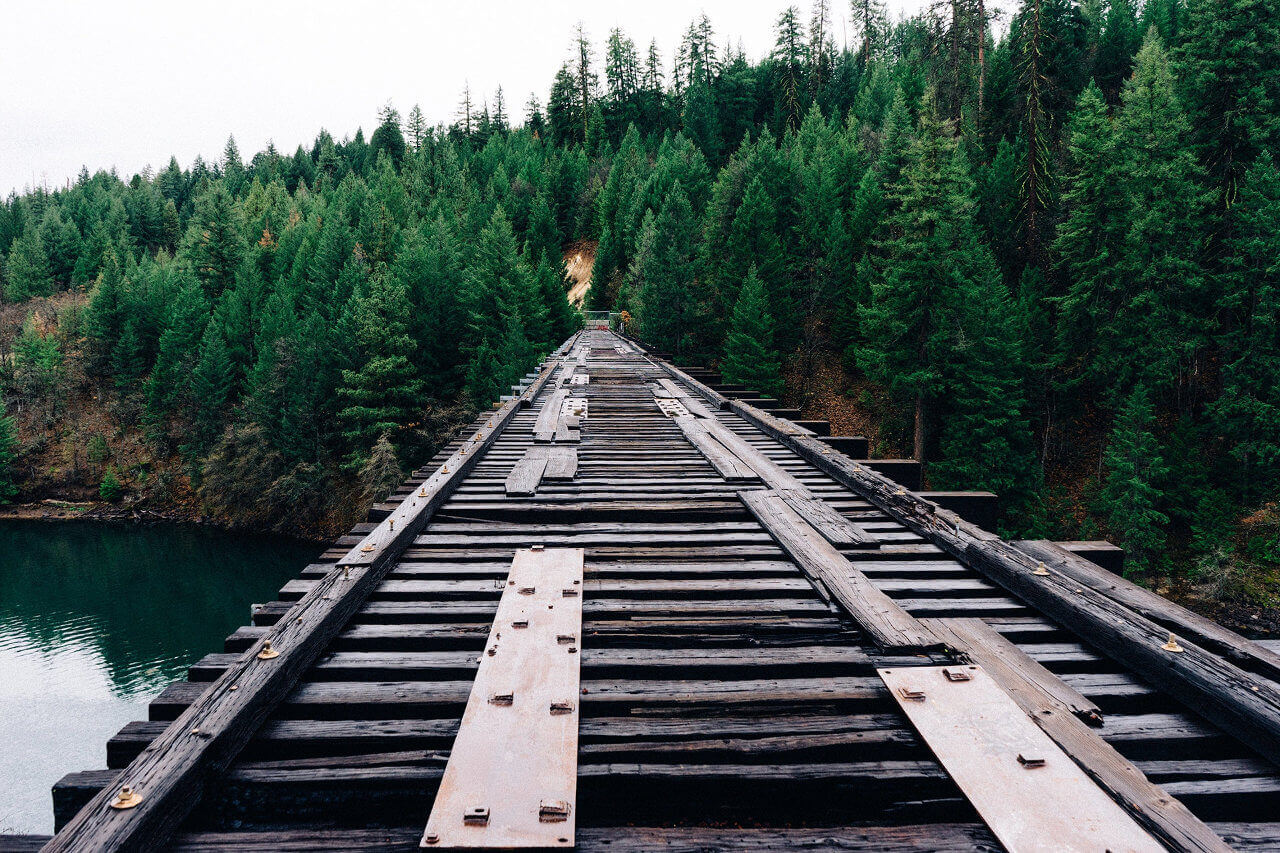 Build bridges with API based application structures