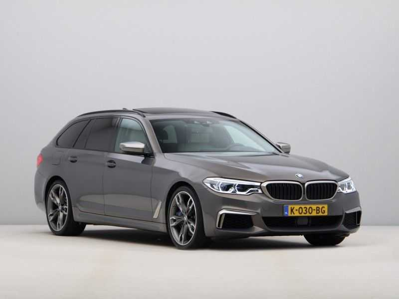 BMW 5 Serie Touring M550d xDrive High Executive Automaat Euro 6 afbeelding 7