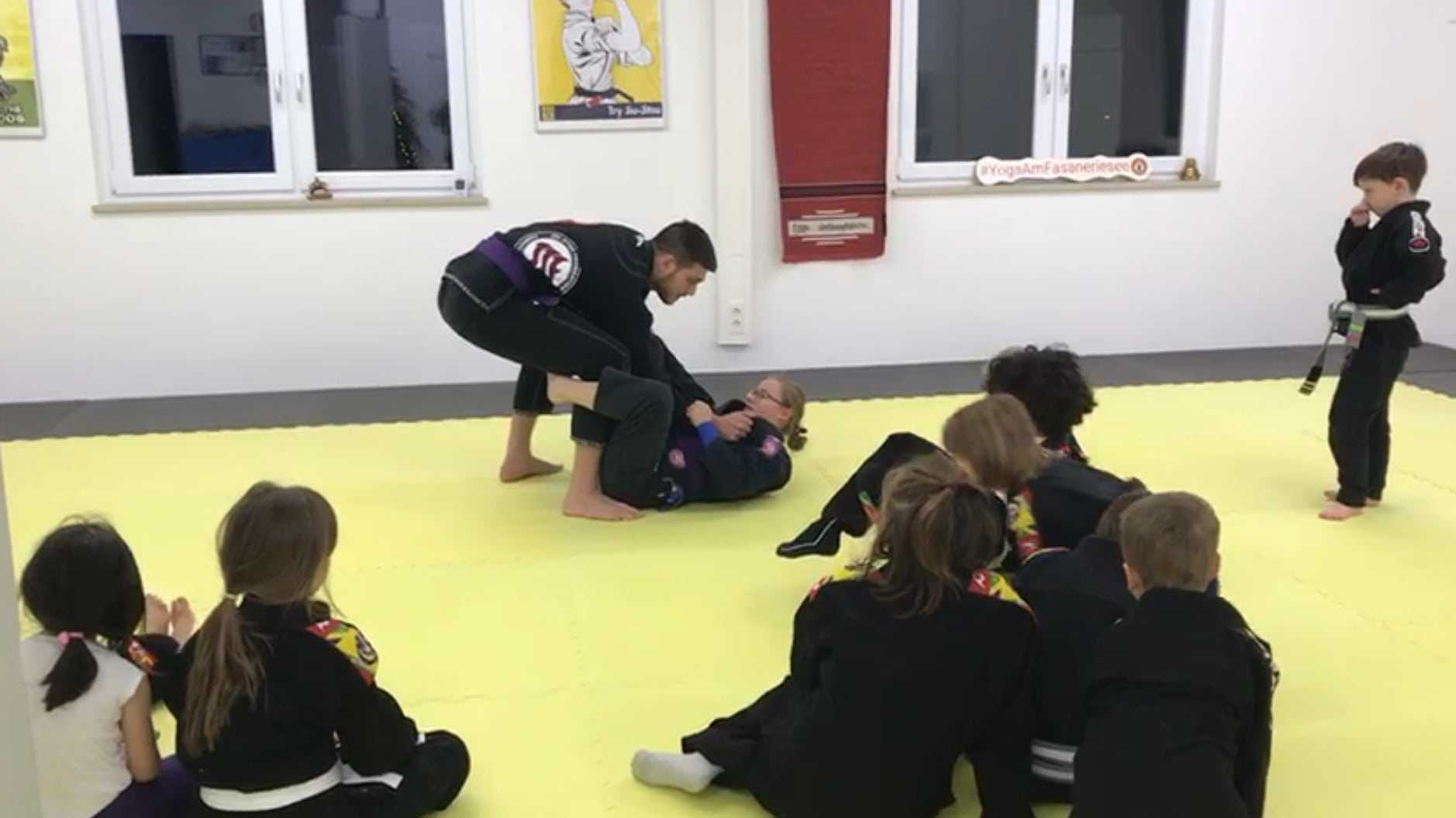 On how to make Mr. Danaher's BJJ concepts and systems accessible for kids