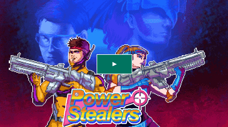 power stealers video game