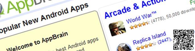 Appbrain Web Client