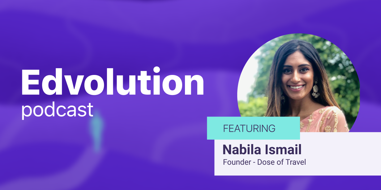 #11 | Nabila Ismail: Feeling Unhappy, Solo Traveling, Self-Empowerment