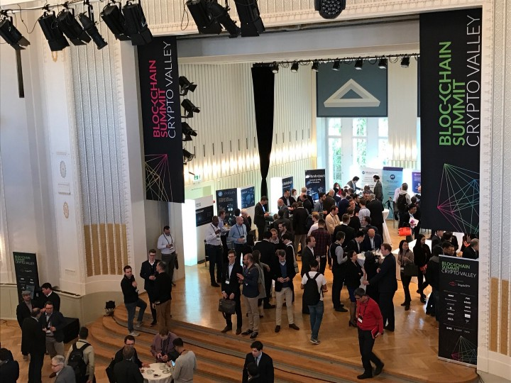 Blockchain Summit Crypto Valley