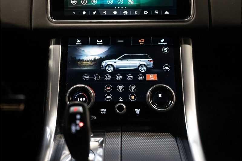 Land Rover Range Rover Sport 3.0 SDV6 HSE Dynamic BTW / ORG SatinBlack Matt / DEALER OND afbeelding 13