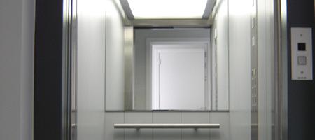 Schacht geplaatst door Edro Liften
