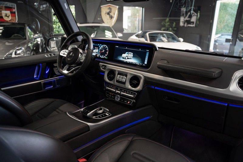 Mercedes-Benz G-Klasse G 500 AMG Line Burmester Night pakket Massagestoelen afbeelding 9