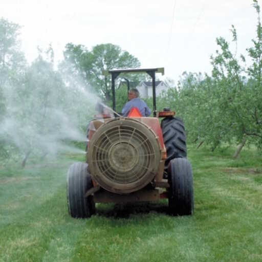 Pesticide Application (Apples)