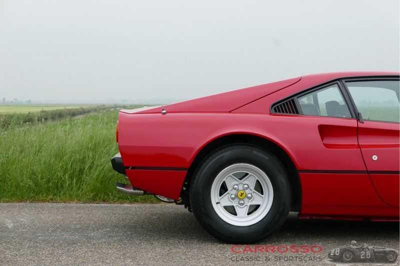 Ferrari 308 GTB Carburetor / Dry-sump afbeelding 24