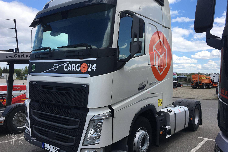 Cargo24 sunkvežimiai
