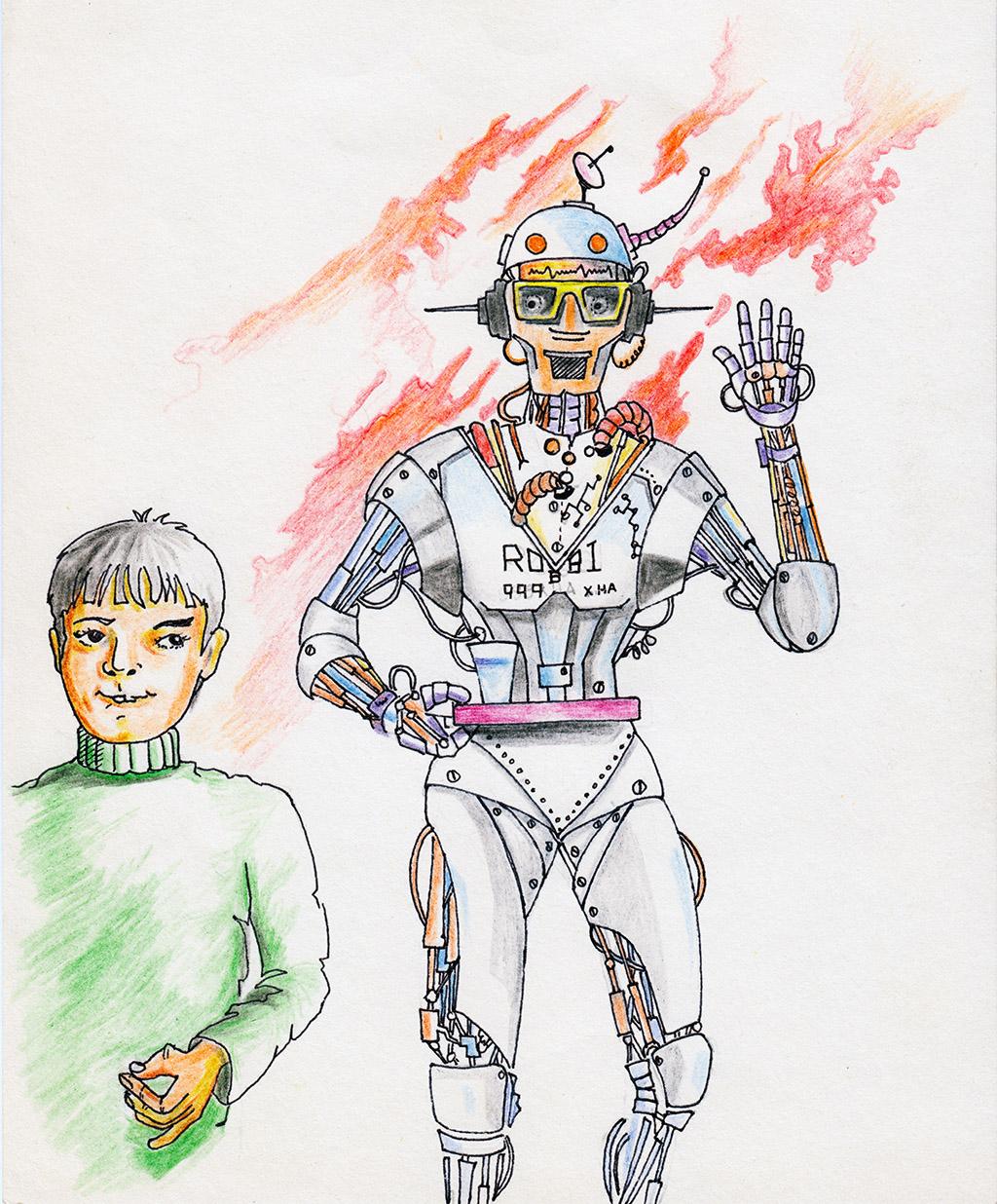 My Robot Robbi – Pitara Kids Network