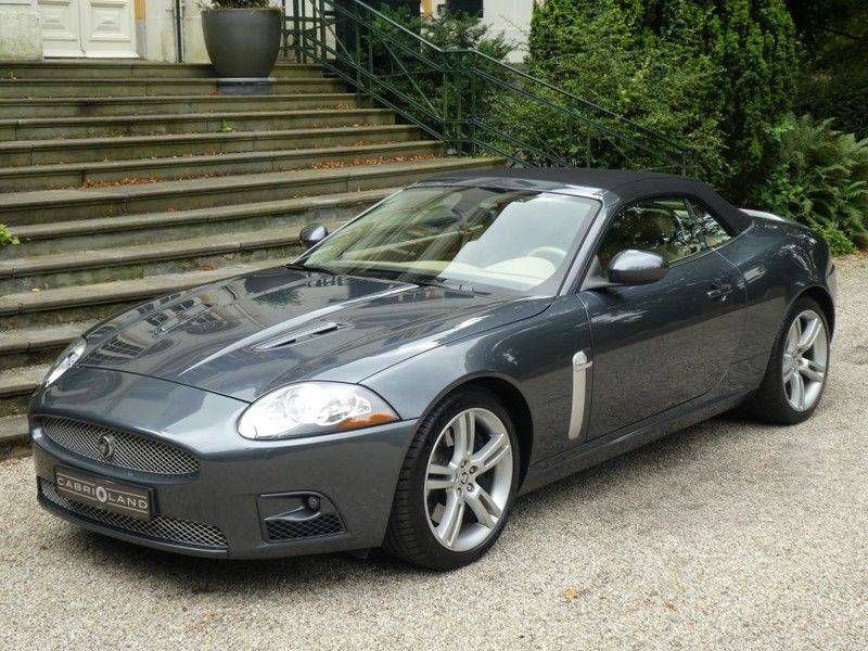 Jaguar XKR 4.2 V8 Convertible afbeelding 22