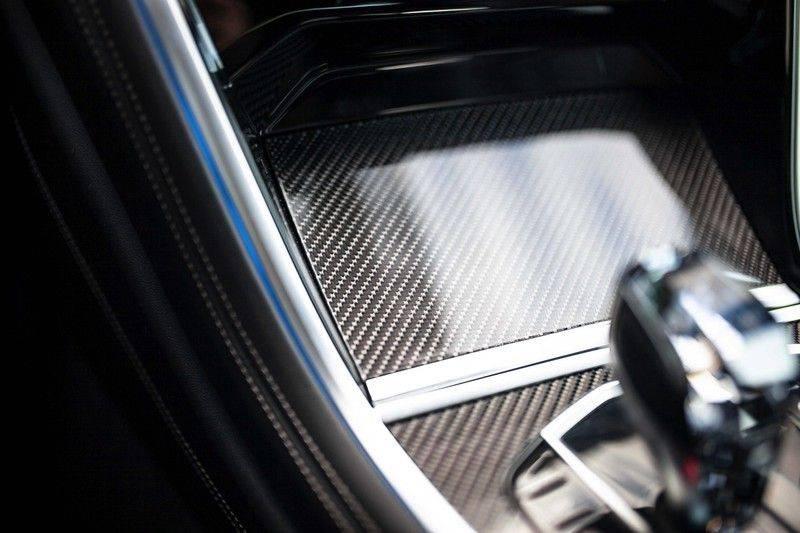 BMW 8 Serie 840d xDrive High Executive *Laser / Harman-Kardon / HUD / Nachtzicht / Carbon / ACC / Nekverwarming* afbeelding 24