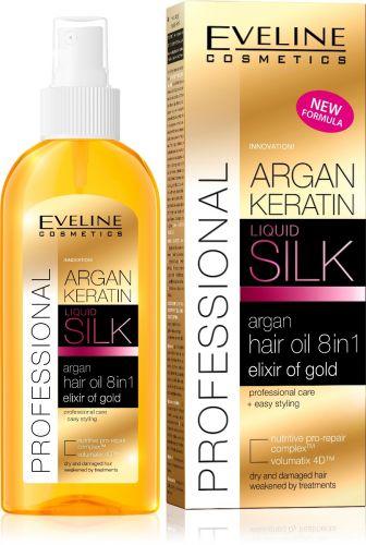 EVELINE Argan+Keratin hajelixir 150 ml