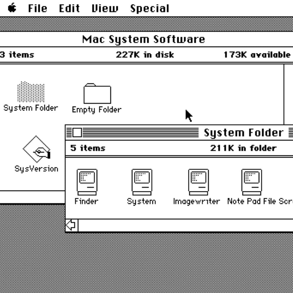 Apple Macintosh Operating System